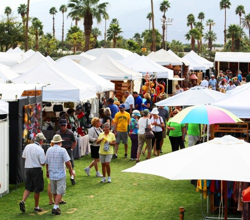 33rd Annual Southwest Arts Festival January 24-27, 2019 at Empire Polo Club